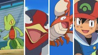 Pokémon the Series Theme Songs—Hoenn Region
