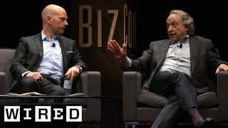 What's a Robot in 2014? Rodney Brooks and Andrew McAfee Debate-WIRED BizCon 2014
