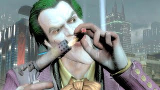 Injustice Gods Among Us The Joker Performs All Character Intros Ultimate Edition