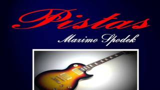 PISTA DE BALADA HARD ROCK EN Am PARA IMPROVISAR