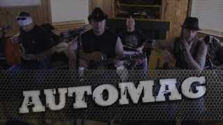Acoustomag - Stranglehold (Ted Nugent cover)