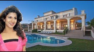 Rambha  Luxury Life | Net Worth | Salary | Business | Cars | House |Family | Biography
