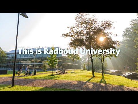 This is Radboud University