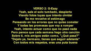 G-Eazy ft 24hrs - Down For Me español