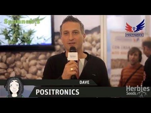 Positronics Seeds @ Spannabis Barcelona 2013