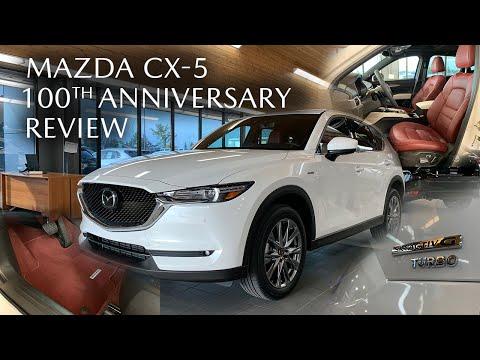Mazda CX-5 100th Anniversary Edition