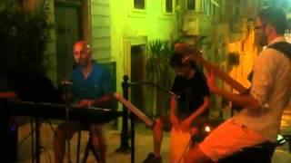 Oye como va/ voulez vous coucher (cover Change Reaction live)