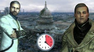 Fallout 3 Speedrun in 15 Minutes (SPEEDRUN EXPLAINED - Any%)