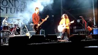 The Wonder Stuff, 'Don't Let Me Down, Gently' Ramsbottom 2015.