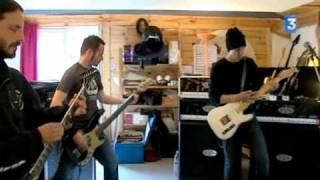 Gojira - In the studio - Sea Shepherd