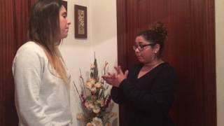 Marioli y Alba - Entre tus brazos (Sarayma)