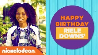 'Happy Birthday, Riele Downs!' 🎂  Official Tribute Music Video | Henry Danger | Nick