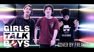 Girls Talk Boys - 5 Seconds Of Summer (Cover by Freak Out)