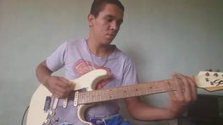 FULÔ DE MANDACARU CHEGOU - (COVER GUITAR - MIAU GUITA)