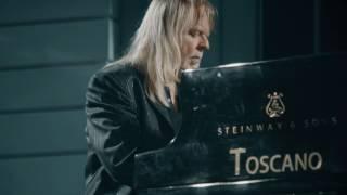 "Rick Wakeman & Valentina Blanca   ""Morning has broken"" Live July 20, 2016 - Taormina (Italy)"