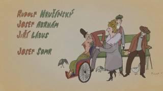Animace úvodní titulky (Jak básníci čekaji na zázrak)