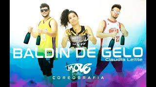 Claudia Leitte - Baldin de Gelo - Move Dance Brasil - Coreografia