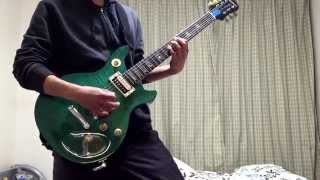 B'z FRICTION -LAP2- Guitar Cover