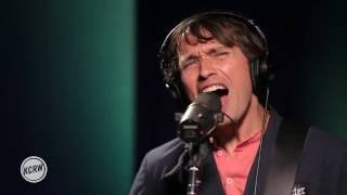 "Peter Bjorn and John performing ""Dominos"" Live on KCRW"