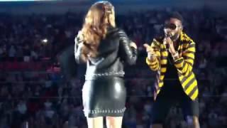 "Tinie Tempah ft Katy B ""Turn The Music Louder"" Summertime Ball 2016"