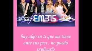 EME 15 -  te quiero más (video lyric)