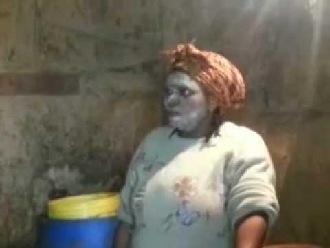 Sangoma – Traditional Xhosa Healer and tasting her traditional Xhosa beer