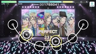 Uta no Prince-Sama: Shining Live「Tsukiakari no Dearest」PRO (SPD 8.5, Ultimate Combo)
