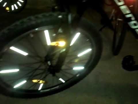 3M Scotchlite Speichenreflektor Reflektor  Bike Speichensticks Spoke Reflector