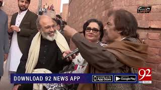 Folk singer Shaukat Ali talked about Faiz Ahmad Faiz | 7 Dec 2018 | 92NewsHD