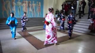 Dansul Kawachi Otoko Bushi - Hinamatsuri 2016
