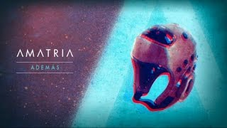 Amatria - Además (Lyric video)