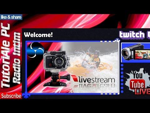 Cele mai Bune Setari OBS pentru Livesteaming si Captura Video