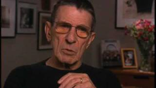 Leonard Nimoy discusses working on Gunsmoke - EMMYTVLEGENDS.ORG