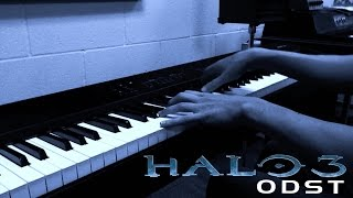 "Halo 3: ODST - ""Another Rain"" [Piano Cover] 