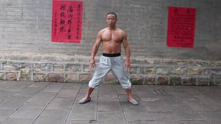3 Minute 8 Treasures Qigong and Fitness Workout