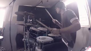 Dangerous - Glades - Luke Guillen - Drum cover