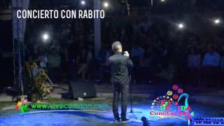 Feria de Vida 2014 Comitán Chiapas -  Concierto con Rabito