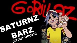 Saturnz Barz (Spirit House) - Gorillaz | Tutorial | Cover | Acordes | Como Tocar