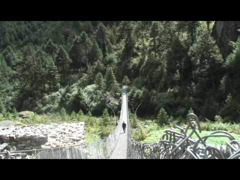 Trekking in Nepal 04: Lukla to Namche Bazaar