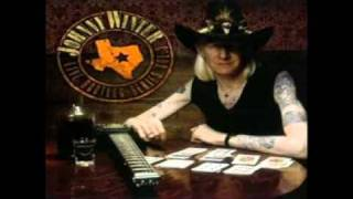 "Johnny Winter  - ""Stones In My Pathway"" - Live - [ whit  'Dobro' guitar ]"