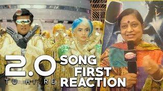 2.0 Song Tu Hi Re Honest Reaction | Akshay Kumar, Rajinikanth, Amy Jackson