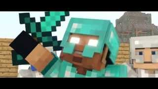 Rap Minecraft Paraíso - Ft TAUZ Minecraft Animation ( REZENDEEVIL )