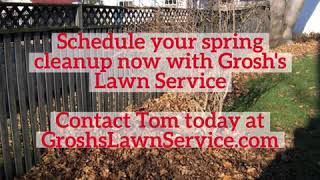 Spring Cleanup Sharpsburg MD Lawn Mowing Service Washington County Maryland