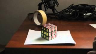 3D ART. Rubik's Cube