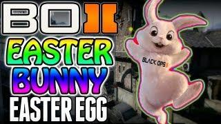 """BO2 - """"Secret Easter Bunny Easter Egg"""" on Standoff Black Ops 2 (Unlock Tutorial Inside!!)"""