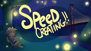 SPEED CREATE - From Strangers Animated Music Video - VivziePop