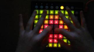 Twenty One Pilots - Stressed Out (Tomsize Remix) - Launchpad Mini MK2 Cover