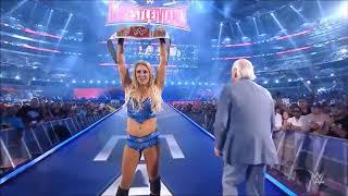 WWE Charlotte New Theme Song-Göklerden Gelen Bir Karar Vardır