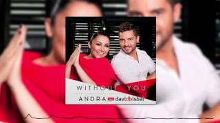 ANDRA FT. DAVID BISBAL - WITHOUT YOU (DJ CRISTIAN GIL REMIX 2016)