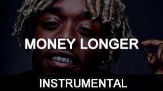 Lil Uzi Vert- Money Longer instrumental (prod. UB)